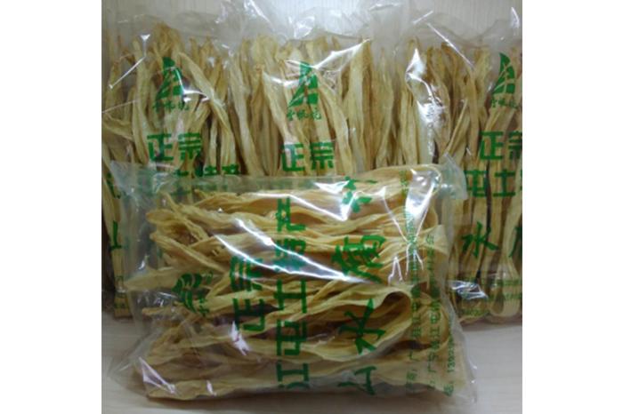 广宁特产 江屯 山水黄豆腐竹